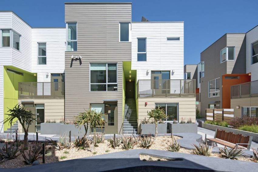 Fillmore Park, San Francisco Residential Architect Award Winners