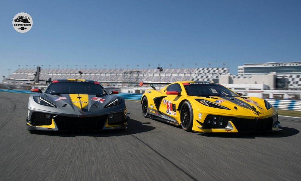 C8.R Gets New Features For The Daytona in 2020 Racing