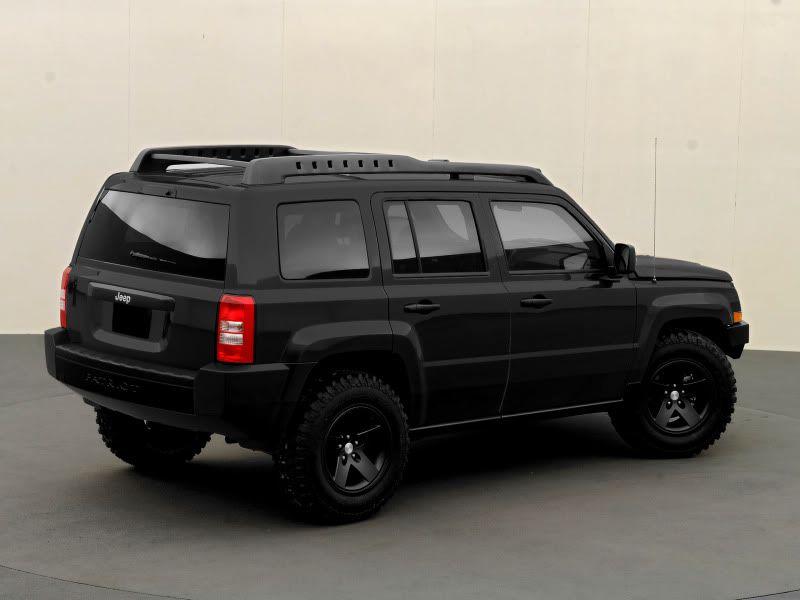Matte Black   Jeep Patriot Forums