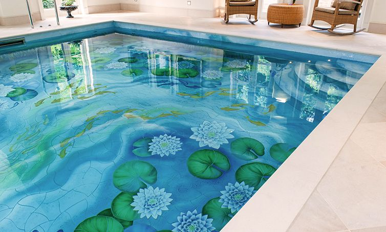 3d Epoxy Flooring For Swimming Pools Installation Guide And