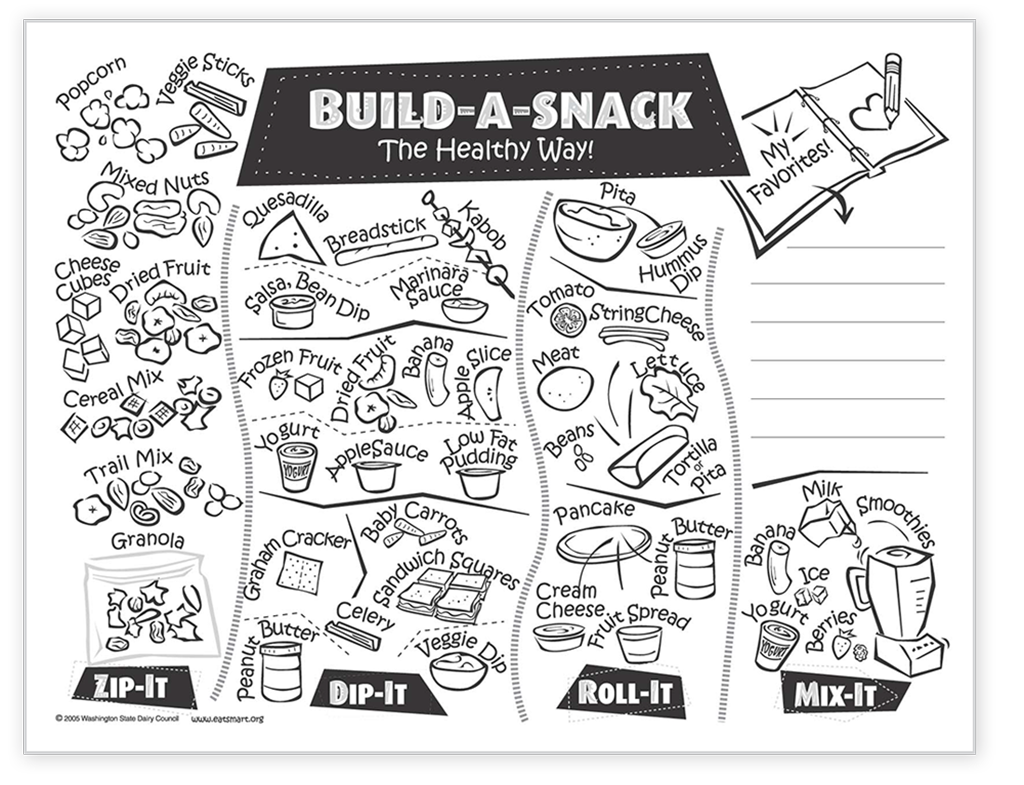 Build A Snack Master For Parents Free Download
