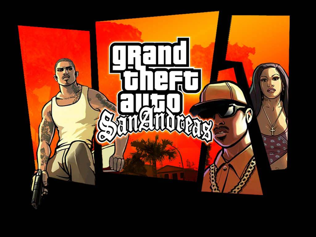 Gta San Andreas Ripped Pc Game Free Download 606mb Avec Images