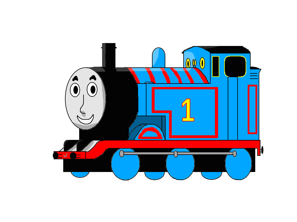 Image Result For Thomas The Train Image Side View Train Birthday Trains Birthday Party Thomas The Train