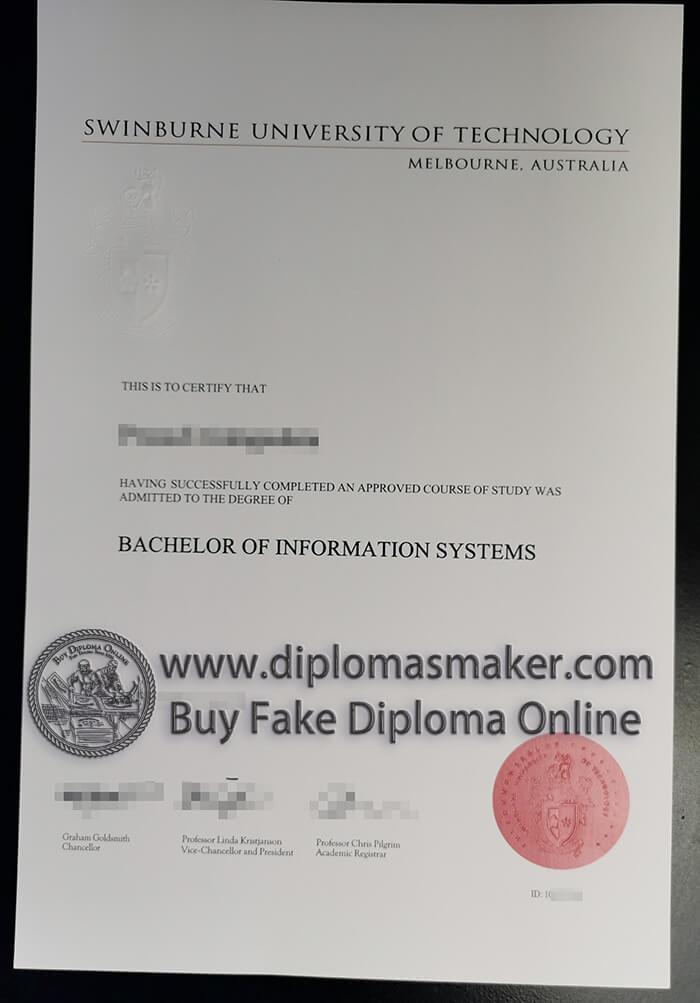 Buy Swinburne University Of Technology Degree Online In 2020 University Rankings University Diploma Online University
