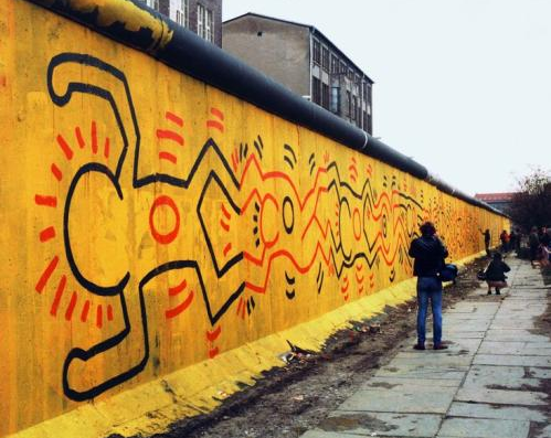 Assez Berlin Wall by Keith Haring | arte | Pinterest | Keith haring  GK74