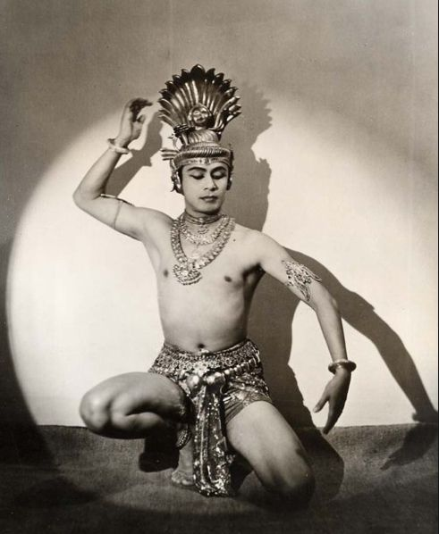 Bissano Ram Gopal Obe 20 November 1912 1 October 12 2003 Indian Dance Galleries In London Dance
