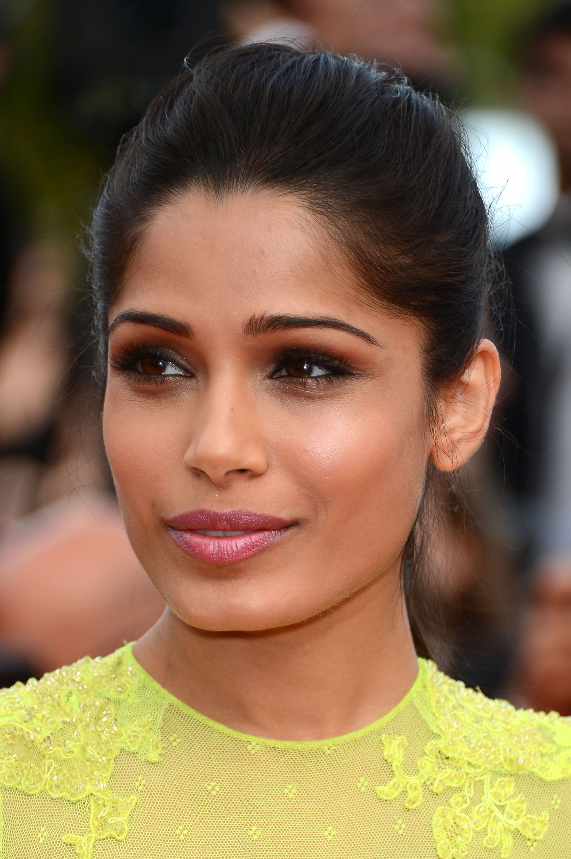 Pussy Hacked Freida Pinto naked photo 2017