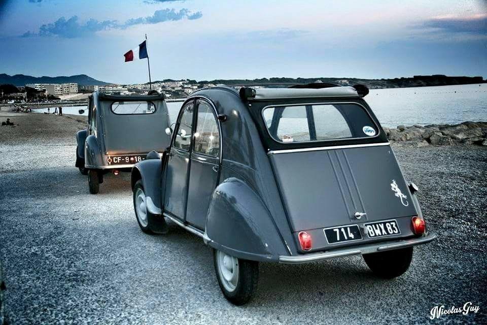 Pin By Le Coujou On Voitures Francaises Que J Aime Automobile Citroen 2cv Citroen