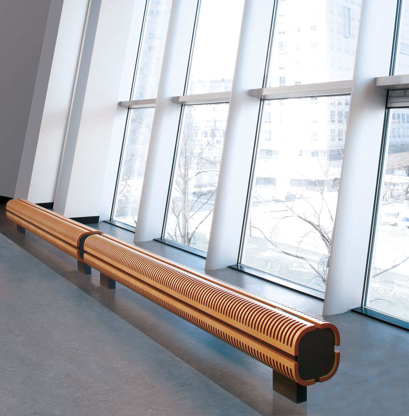 Knockonwood Freestanding Radiator By Jaga An Ideal Solution For Any