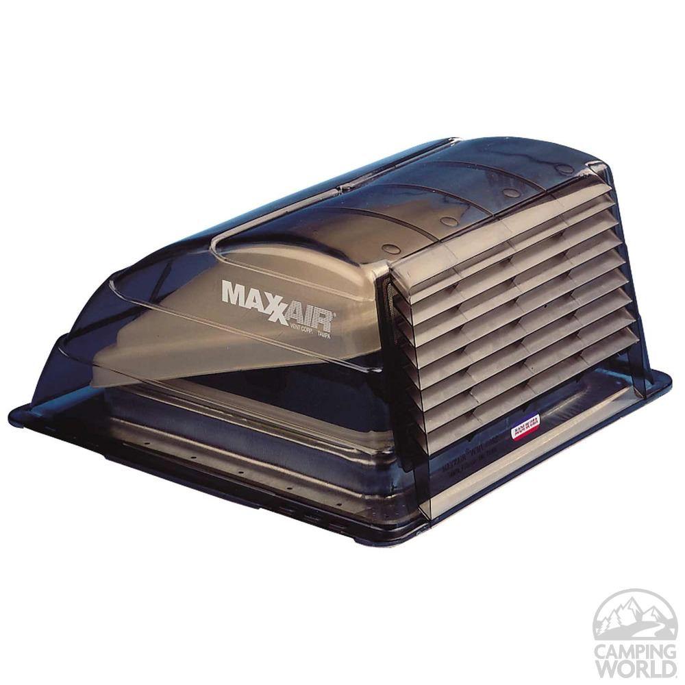 Maxxair I Original Roof Vent Cover Smoke Roof Vent Covers Smoke Vent Vent Covers