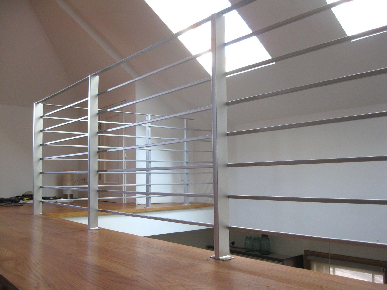 Exceptional Hand Made Modern Interior Railing By Bader Art Metal U0026 Fabrication |  CustomMade.com