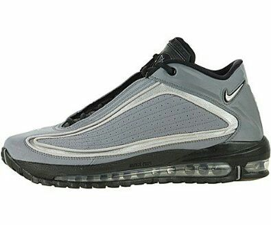 wholesale dealer 3ada3 0a5bc Nike Air Griffey Max GD II Cool Grey Black (G6)