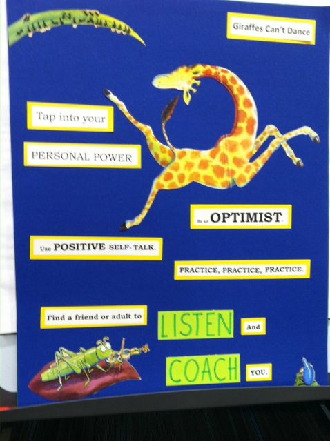 wwwprojectcornerstoneorg Poster for Giraffes Cant Dance Las