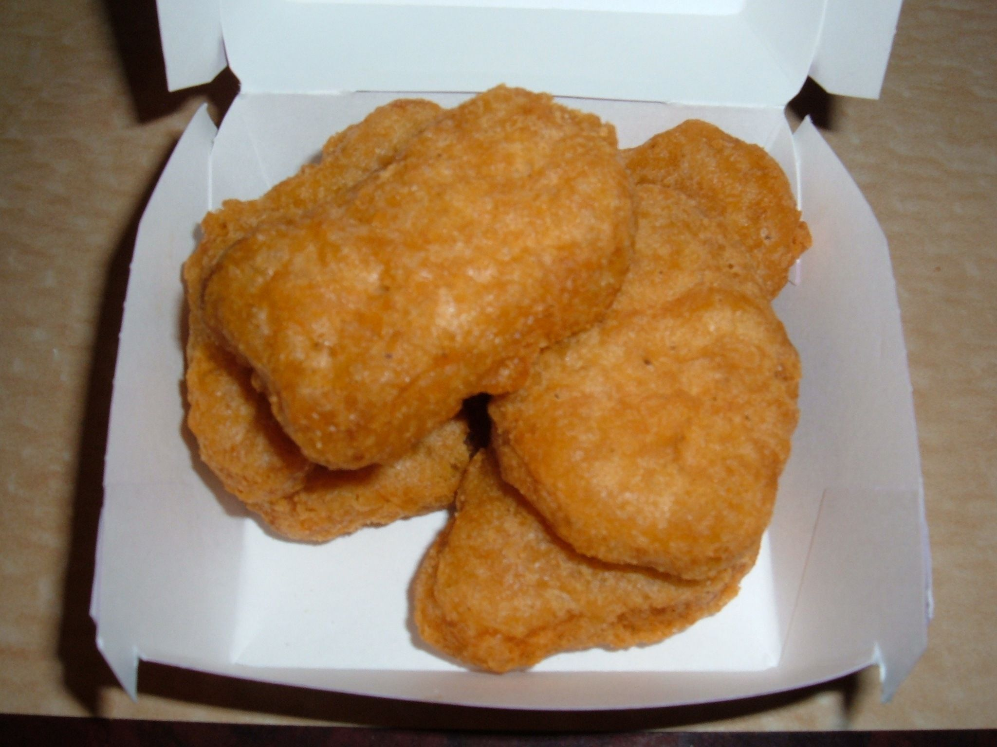 Garbagein Garbageout The Four Chicken Mcnuggets Did You Know There Are 4 Different Shapes For The Mcdonald S Chicken Mcnuggets Well Now You Do The Four S