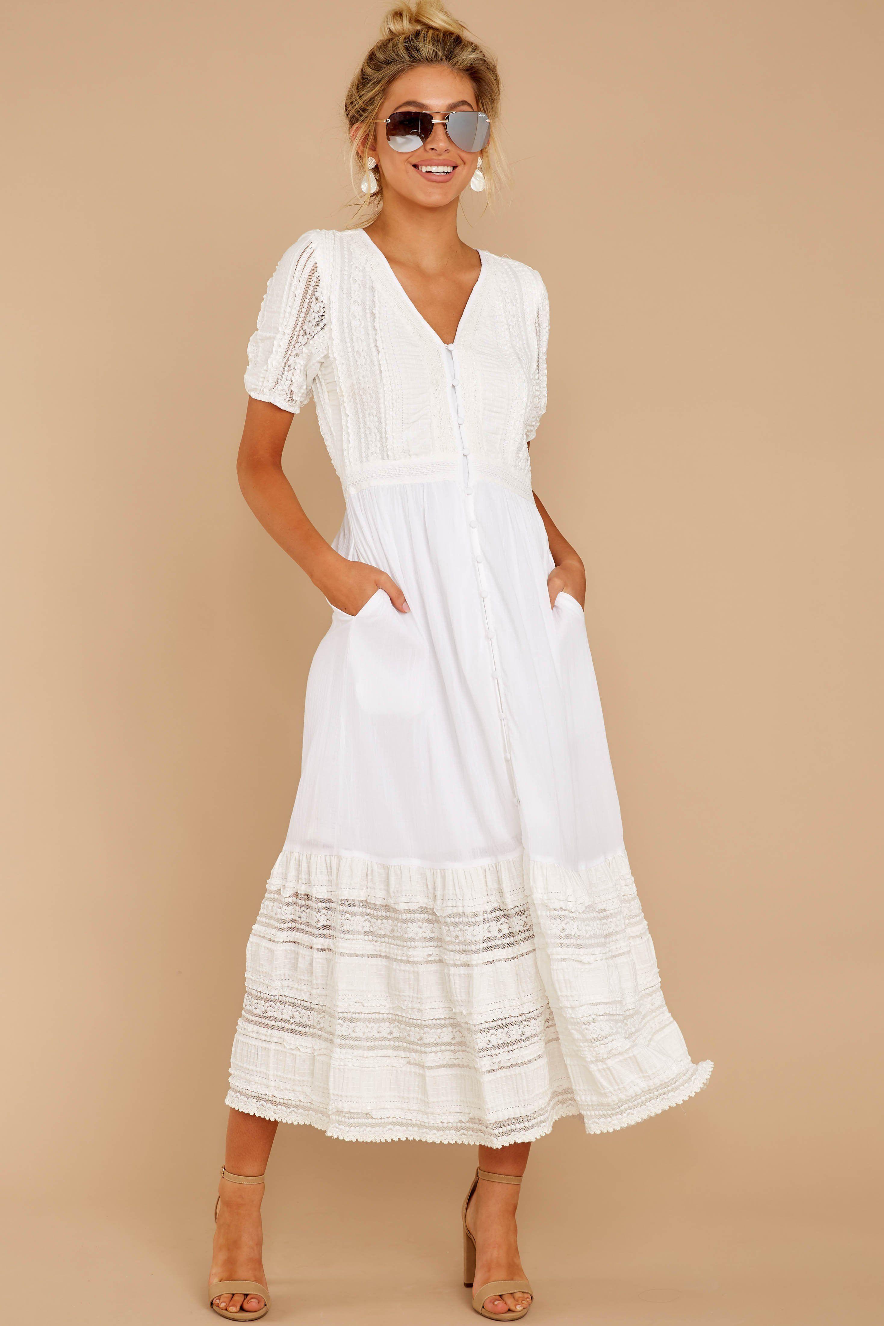 Pin By Ensa Louw On Fashion White Boho Dress Casual White Dress White Maxi Dresses [ 4406 x 2937 Pixel ]