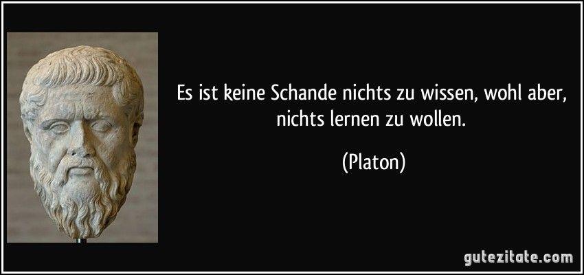 Es ist keine Schande nichts zu wissen, wohl aber, nichts lernen zu wollen. (Platon) #cheguevara