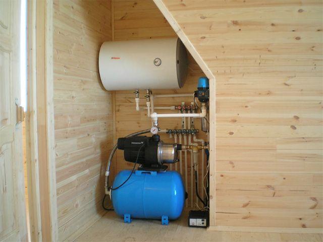 Организовываем водоснабжение бани – как выбрать водный ...