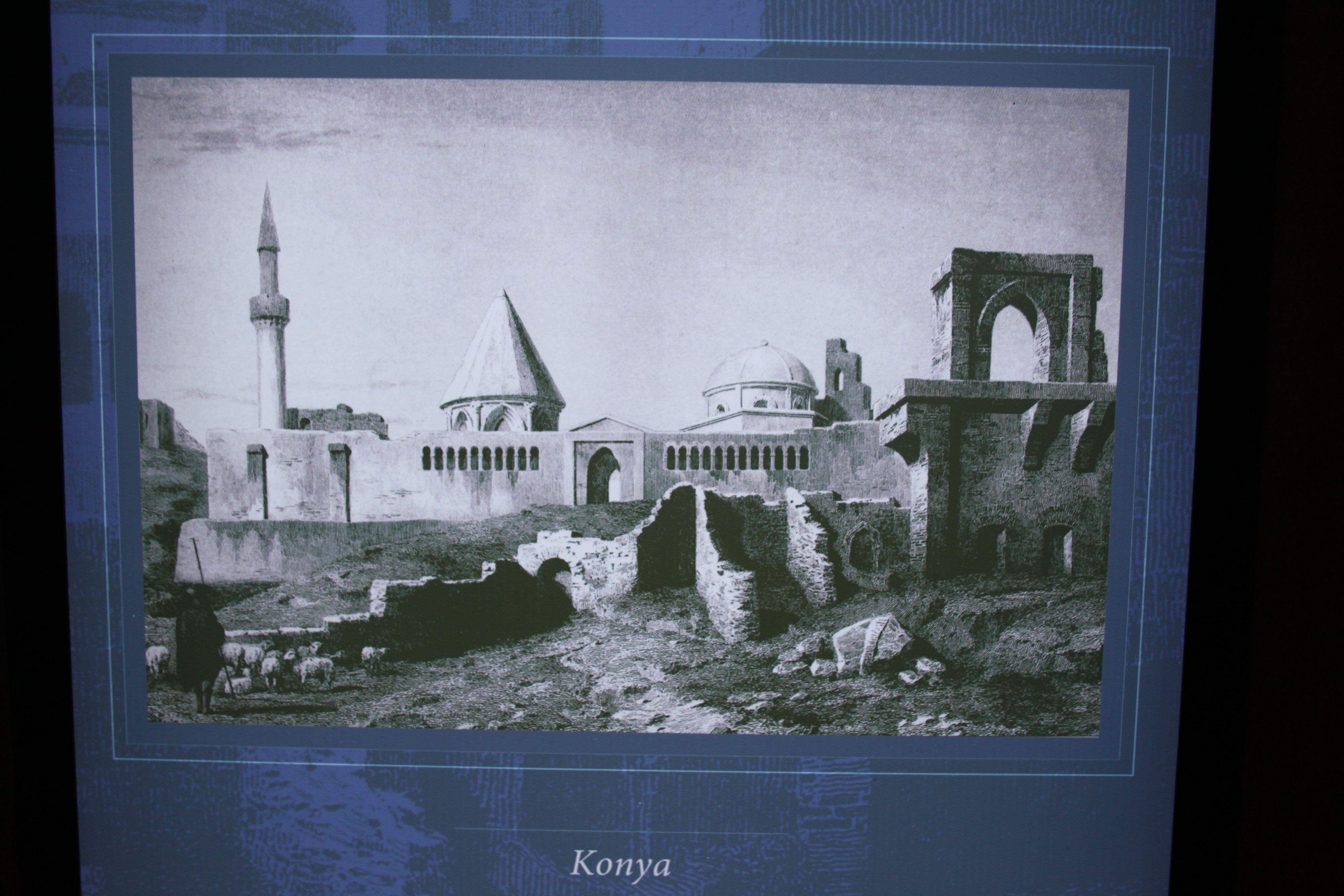 Seljuk Civilization Museum / History of Gevher Nesibe Medical Museum - Kayseri/TURKEY