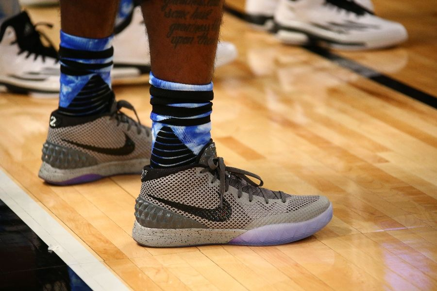 new product 82366 2adc6 Nike - Kyrie 1 'All-Star' | I like the Nikes | Adidas sneakers, Nike ...
