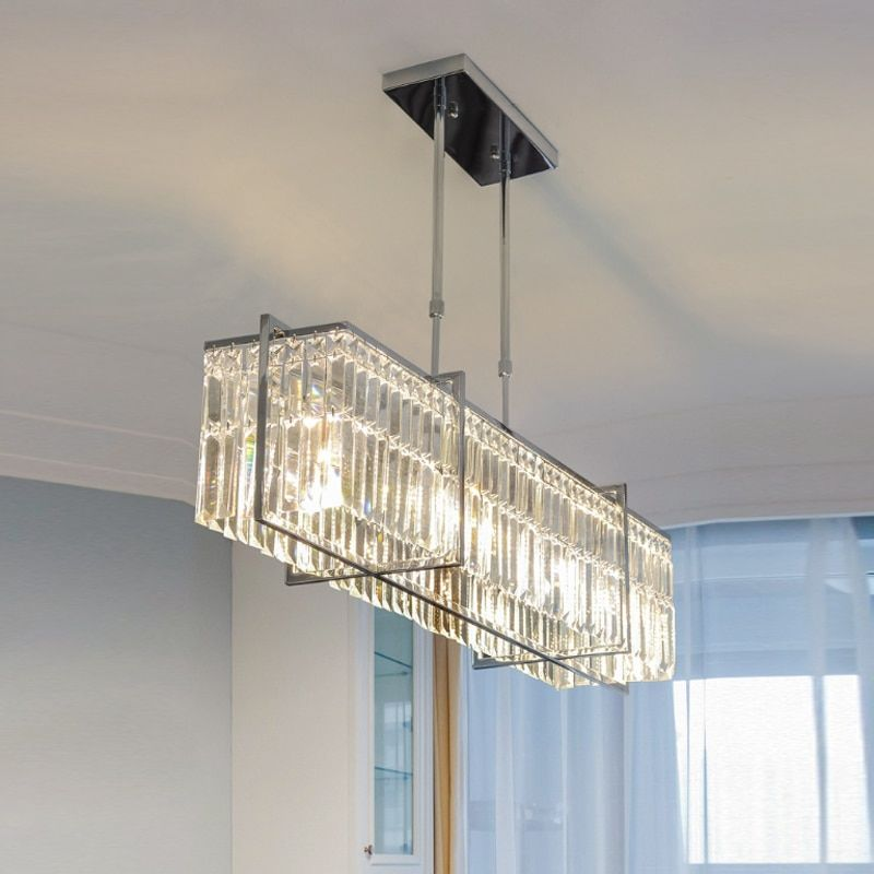Modern Crystal Chandeliers For The Living Room Modern Led