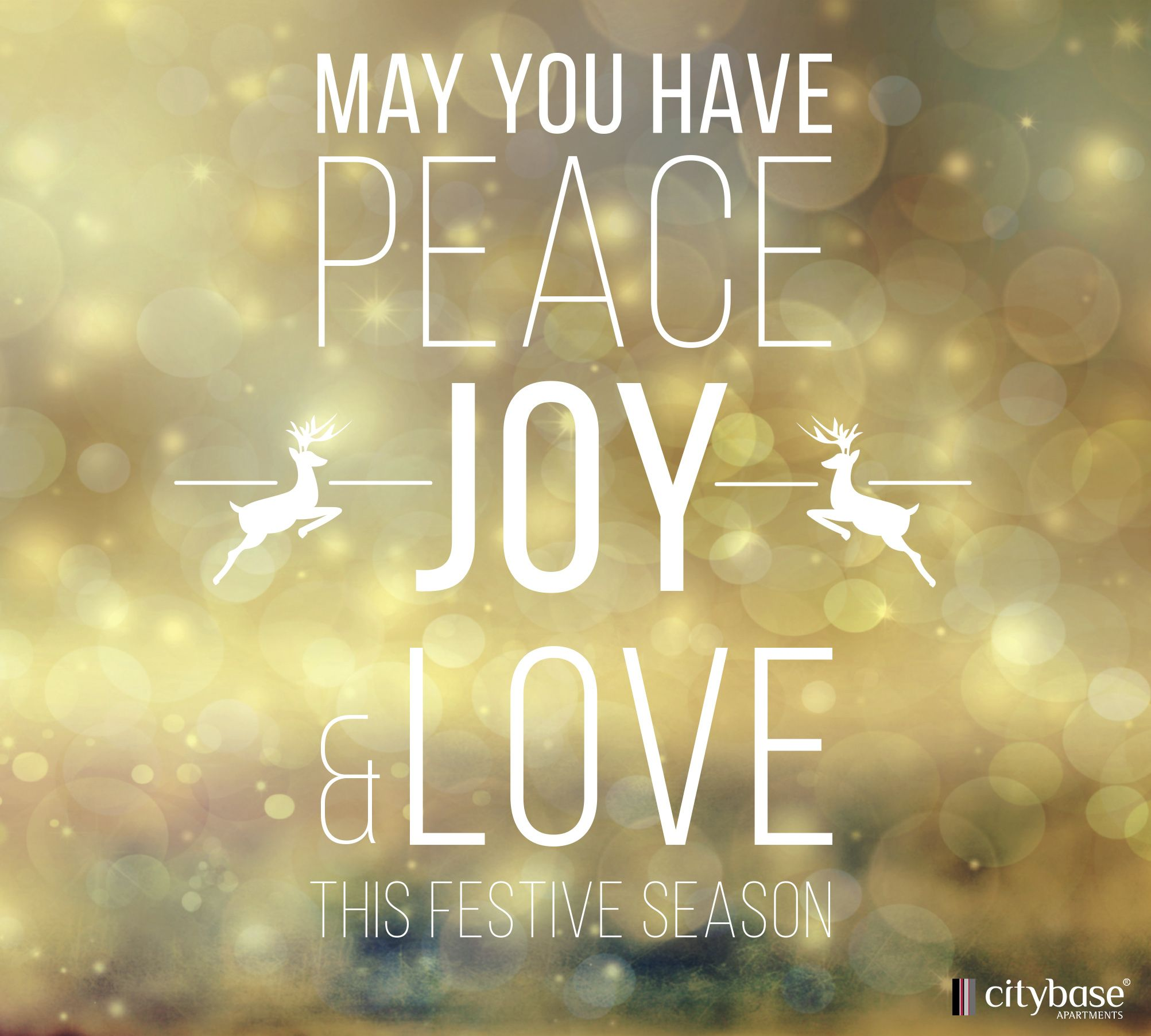Peace And Joy Quotes: May You Have Peace, Joy And Love This Festive Season