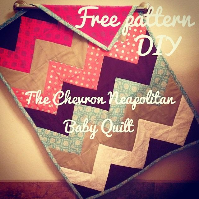 Chevron Baby Quilts, Baby Quilts, Quilts