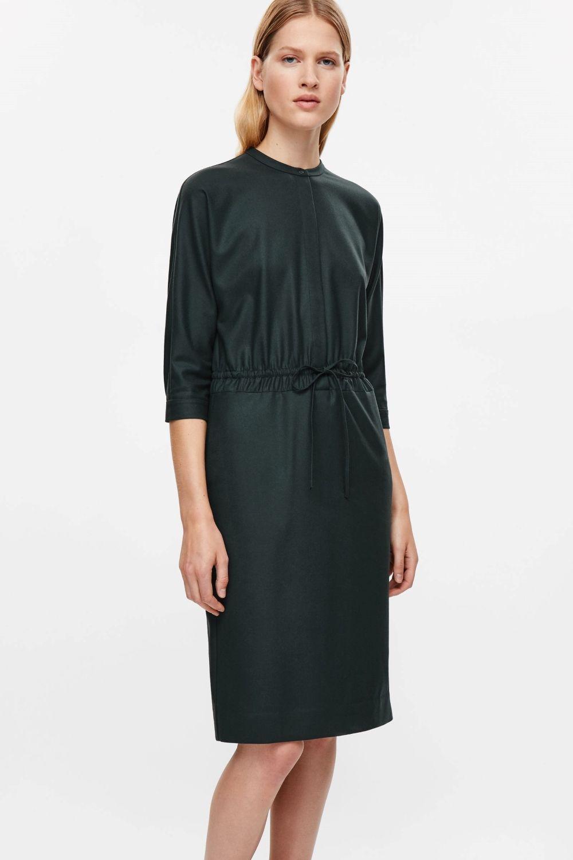 Cos In Forest Of 2 Shirt Dress Image Drawstring GreenInspirations UMVSzqp