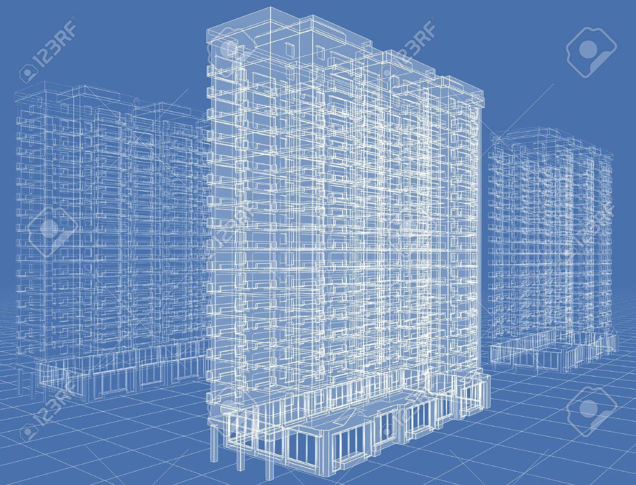 Architecture Blueprints Skyscraper http://www.bedek360.co.il/wp-content/uploads/2014/08/401100607_1