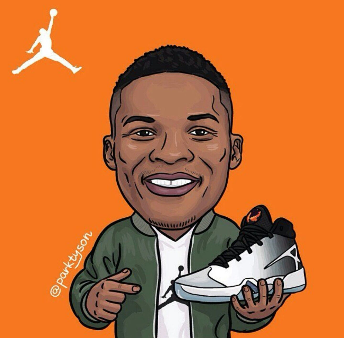 Pin by Jeremy Cavazos on Cool NBA player cartoons ...