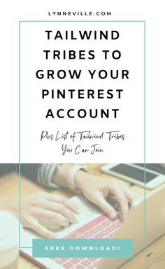 Looking to increase the Pinterest engagement within your account? Tailwind Tribes is the next tool y...