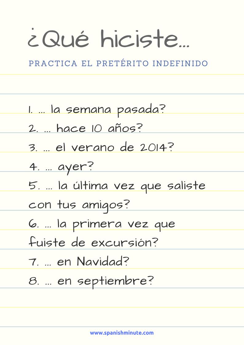 Ejercicios Con Indefinido Google Trsene Spanish Lessons For Kids Learning Spanish Vocabulary Spanish Vocabulary [ 1123 x 794 Pixel ]