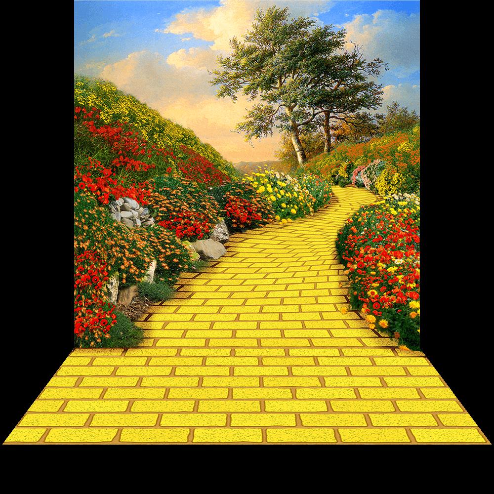 Wizard Of Oz Yellow Brick Road yellow brick road phot...