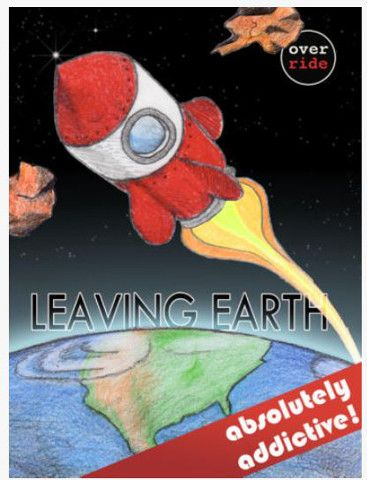 Leaving Earth Mobile App Review by Monster Mobile
