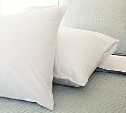 Pottery Barn Pillow Inserts Delectable Synthetic Bedding Pillow Inserts  Pottery Barn Euro Size Synthetic Review