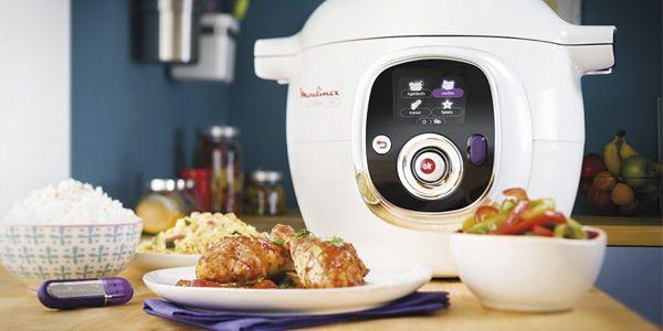 Desc bre recetas para cocinar con el robot de cocina for Cocinar con cookeo