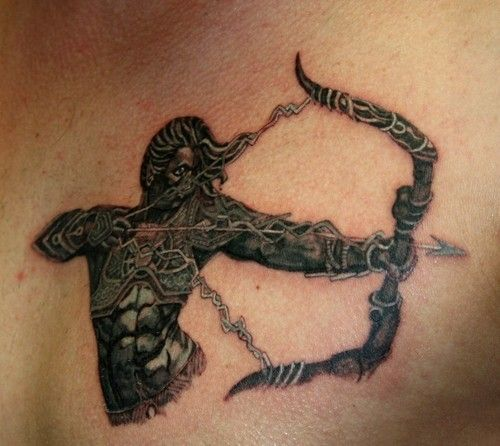 Sagittarius Tattoos For Men Spiritual Tattoos For Men