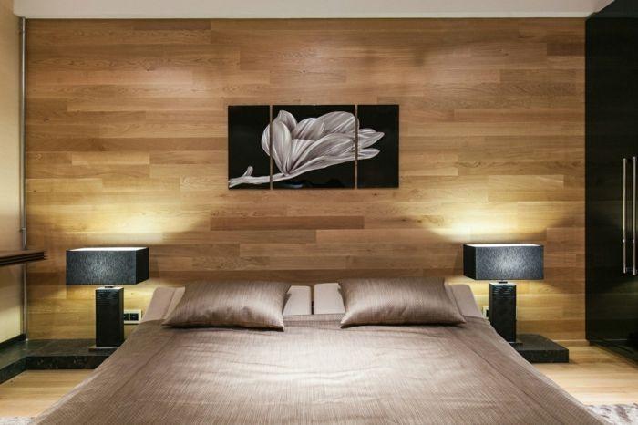 Pour La Chambre A Coucher Parquet Stratifie Home Furniture Apartment Bedding