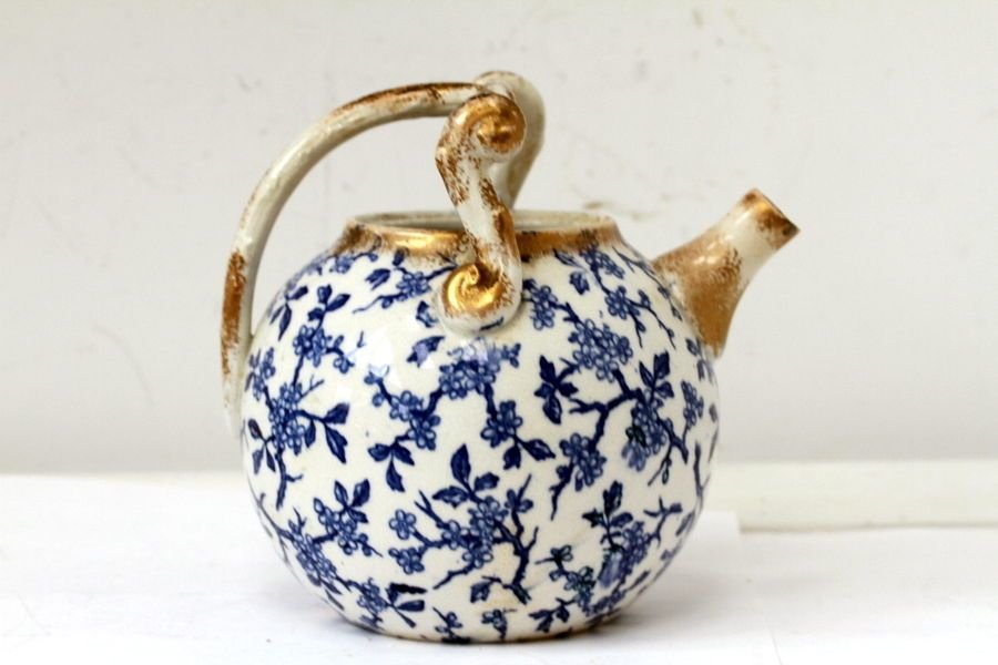 Details About Huge Rare Antique Signed Chinese Blue