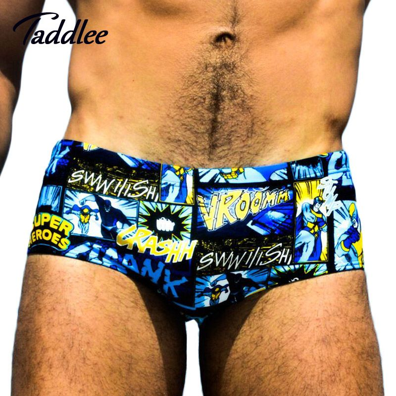 98bc49f979 Taddlee Brand Sexy Men Swimwear Brazilian Classic Cut SwimSwimSuits Swimming  Briefs Gay Men's Swim Boxers Trunks Surf Boardshorts French Riviera, ...