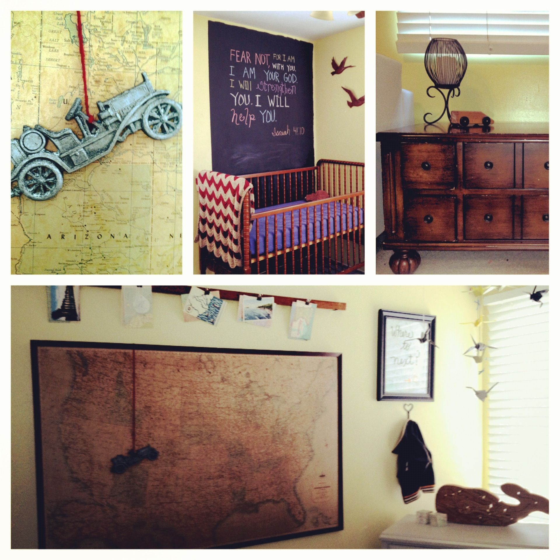 Pin By Melody Madray On Old Timey Baby Boy Room Travel Theme Nursery Vintage Nursery Boy Vintage Nursery