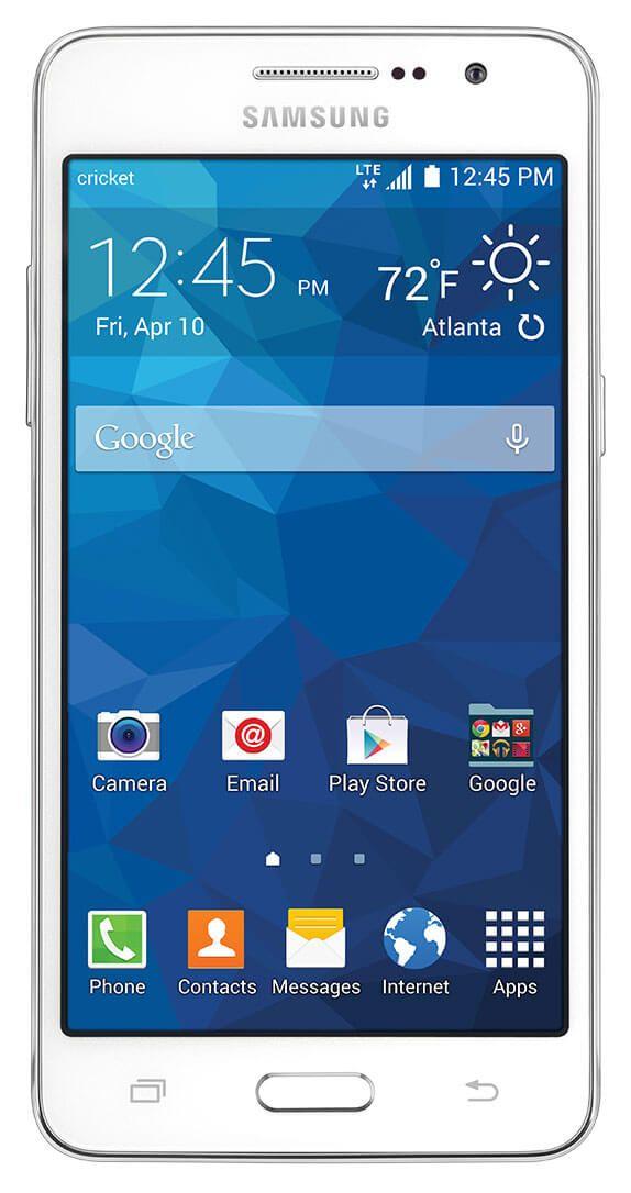 Samsung Galaxy Grand Prime Samsung Cricket Wireless Samsung Galaxy