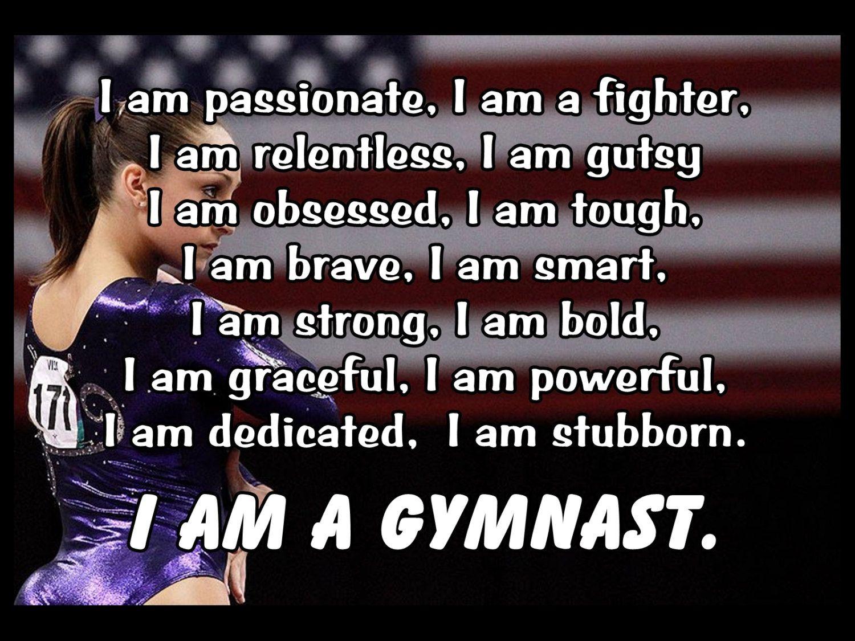 Short Inspirational Motivational Quotes For Gymnastics