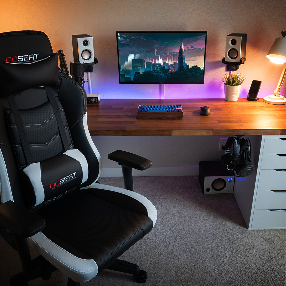 Gaming Chairs Home Office Setup Gaming Room Setup Game Room Design