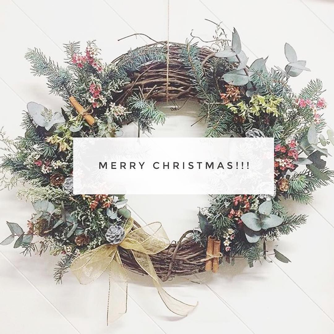 Sophie Ko On Instagram Come Along And Make A Christmas Wreath