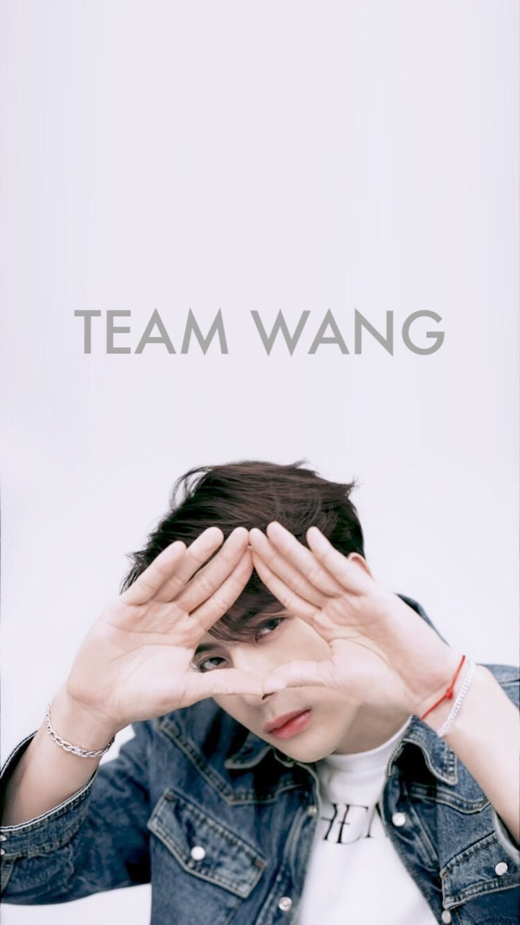 "I Made 3 Different Phone Wallpapers Of Jackson Wang With A Variety Of Colors Enjoy À¹à¸Ÿà¸™à¸«à¸™ À¸¡ À¸""นด À¸‡ À¸£ À¸›à¸– À¸²à¸¢"