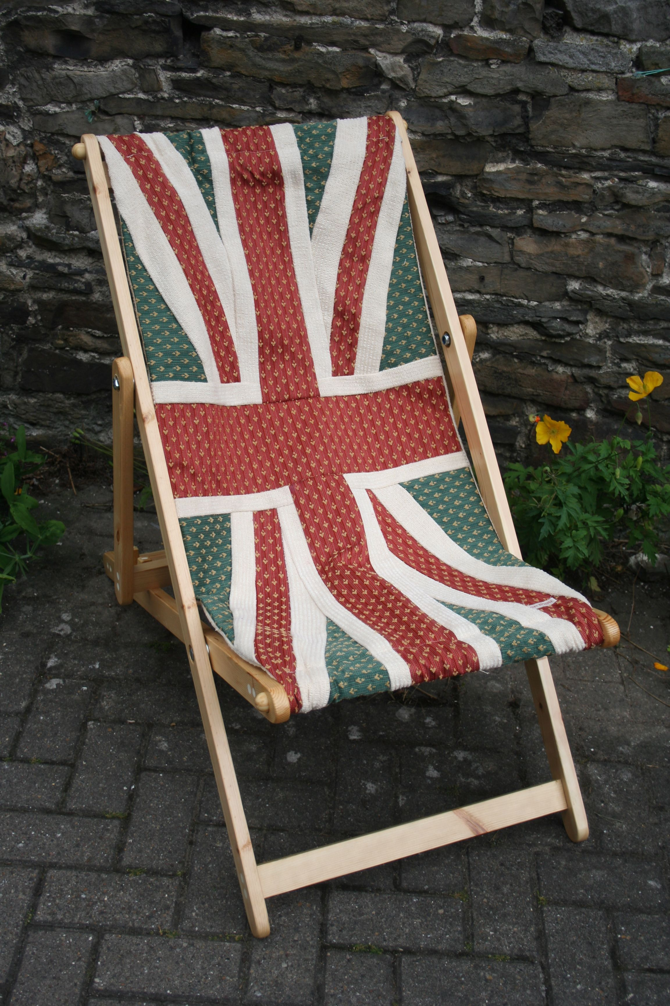 Motley Union Jack Deck Chair  Wwwbyebrytshicom