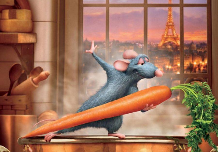 Coma Sabroso 20 De Octubre Dia Internacional Del Cocinero Ratatouille Disney Peliculas De Pixar Ratatouille