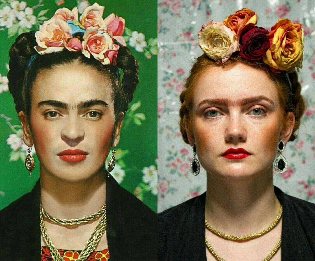 Frida Kahlo  Photo by Lene K. Bergersen