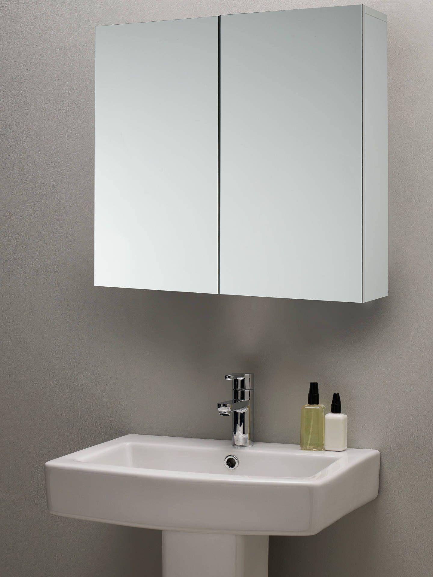 John Lewis Bathroom Cabinet 2021 In 2020 Bathroom Mirror Cabinet White Bathroom Cabinets White Bathroom