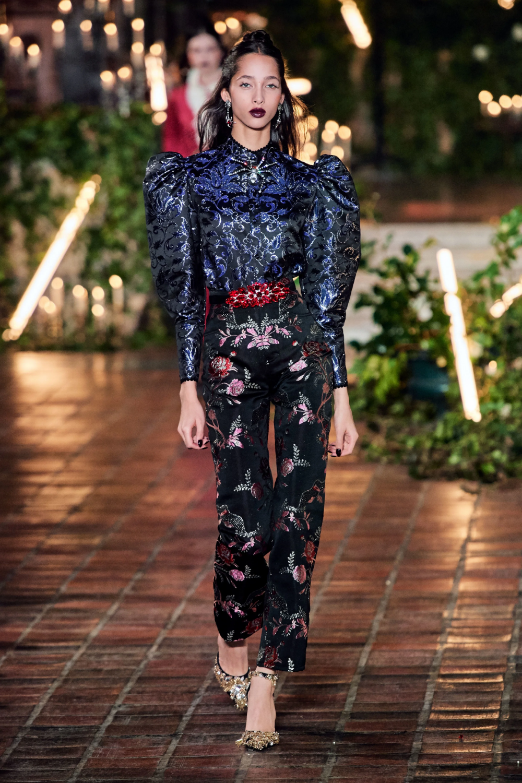 Rodarte Fall 2020 ReadytoWear Fashion Show in 2020